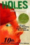 Holes Louis Sachar Award winning best book for reluctant readers pragmatic mom pragmaticmom