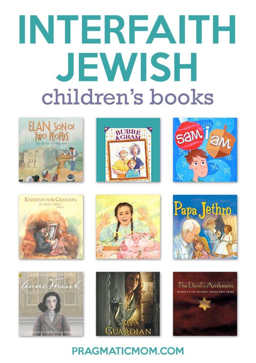 Best Interfaith Jewish Children's Books