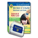 Robi comb electronic lice zapper comb pragmaticmom pragmatic mom
