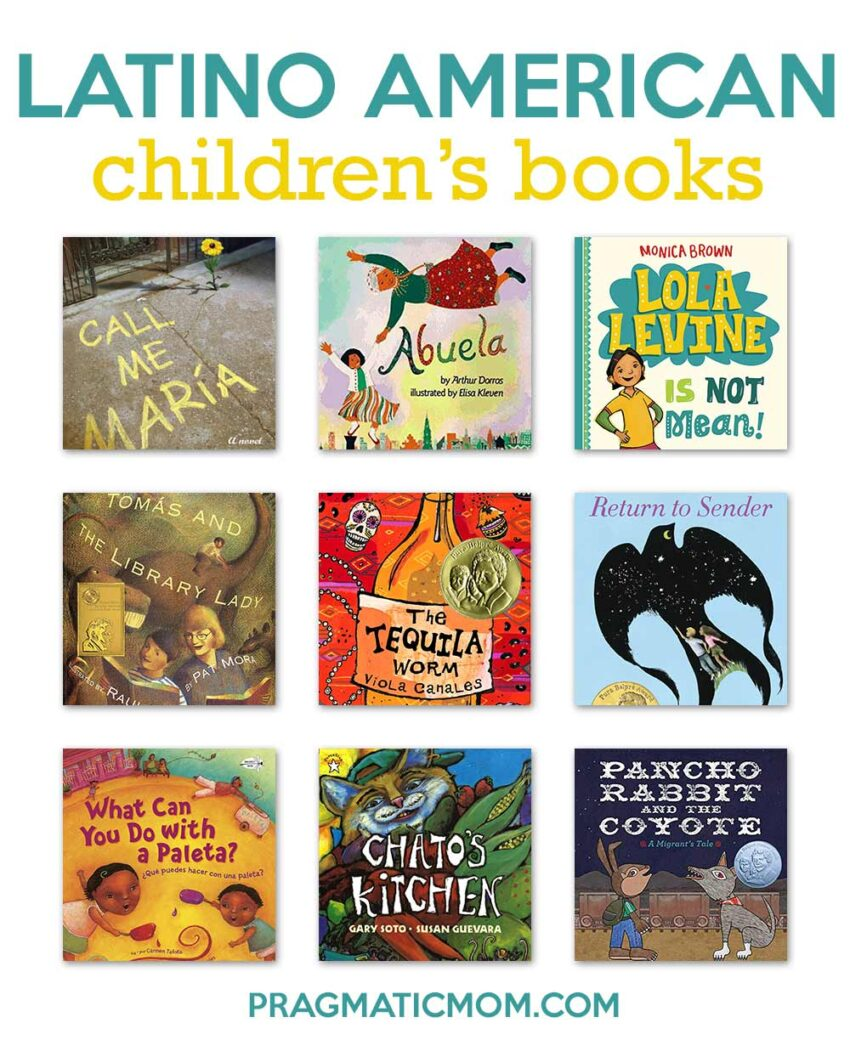 Best Latinx American Children's Books