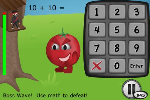 Math ninja, http://PragmaticMom.com, PragmaticMom