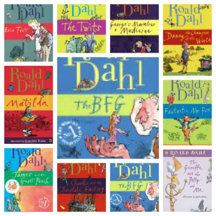 best Roald Dahl books for kids, Roald Dahl day,