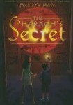 The Pharaoh's Secret, Marissa Moss, Pragmatic Mom, http://PragmaticMom.com, Rick Riordan, The Red Pyramid, The Kane Chronicles