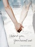 I Heart You You Haunt Me, Lisa Schroeder, http://PragmaticMom.com, PragmaticMom, novels in verse young adult