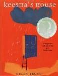 Keesha's House, Helen Frost, Pritker Prize, award winning book, ya novel as poetry, http://PragmaticMom.com, Pragmatic Mom