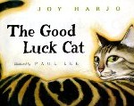 The Good Luck Cat, Joy Harjo, Debbie Reese, Native American Children's Lit, http://PragmaticMom.com, Pragmatic Mom