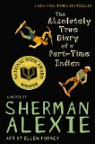The Absolutely True Diary of a Part-Time Indian, Sherman Alexie, http://PragmaticMom.com, Pragmatic Mom