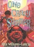 One Crazy Summer, Rita williams Garcia, Newbery, http://PragmaticMom.com, Pragmatic Mom