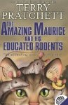 Terry Pratchett, The Amazing Maurice and his Educated Rodents, http://PragmaticMom.com, Pragmatic Mom, Carnegie Medal