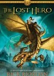 The Lost Hero, Percy Jackson, Rick Riordan, http://PragmaticMom.com, Pragmatic Mom