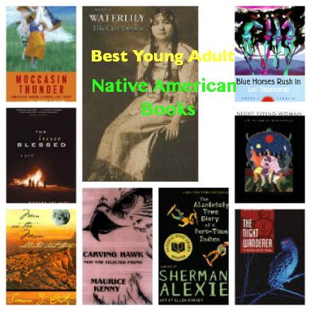 Young Adult Native American books, YA Native American Books, Native American Books YA, Native American Books for teens