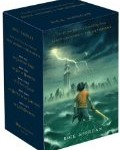 Percy Jackson and The Olympians, http://PragmaticMom.com, Rick Riordan
