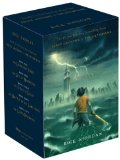 Percy Jackson and The Olympians, http://PragmaticMom.com, Rick Riordan