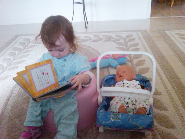 reading, caught in the act of reading, http://PragmaticMom.com, Pragmatic Mom, PragmaticMom