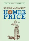 Homer Price, best old fashioned children's books conflict free families, http://PragmaticMom.com