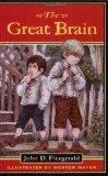The Great Brain series best old fashioned children's books pragmatic mom