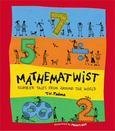 Mathematwist, picture books that teach math concepts, http://PragmaticMom.com