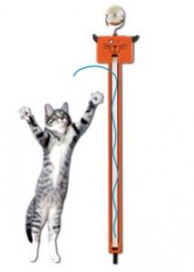 fling-ama-string best high tech cat toy 12 days of shopping pragmaticmom.com