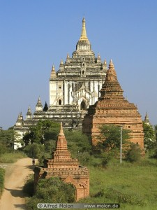 Thatbyinnyu pagoda Burma Teach Me Tuesday Pragmatic Mom