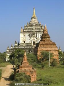 Thatbyinnyu pagoda Burma Teach Me Tuesday Pragmatic Mom