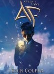 Artemis Fowl hooking reluctant readers pragmatic mom