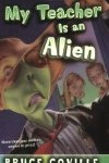 Bruce Coville My teacher is an alien series hooking reluctant readers pragmatic mom