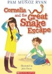 Cornelia and Great Snake Escape, best easy reader pragmaticmom.com
