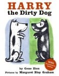 Harry the Dirty Dog, Gene Zion, dogs in children's literature to fall in love with, pragmatic mom