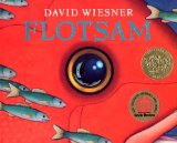 Flotsam, Caldecott Winner, David Weisner, Pragmatic Mom