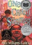 One Crazy Summer won crazy amount of awards black panther movement martin luther king jr. day pragmatic mom