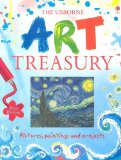 Rosie Dickens Art Treasury best books to help budding artists kids children pragmatic mom