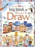 Big Book of Things to Draw, best drawing books to teach kids pragmatic mom