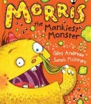 Best Picture Book, Morris the Mankiest Monster, Sheffield Children's Book Award, Pragmatic Mom