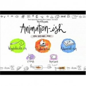 animation-ish, peter reynolds, ish, the dot, pragmatic mom, daily grommet, friday find