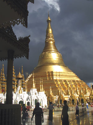 Burma Pagoda from Department of State, Teach Me Tuesday Burma Pragmatic Mom