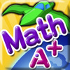 Math A+ iPhone iPad best iphone math app for kids children, pragmaticmom, pragmatic mom