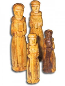 palo santo, a greenish scented wood, also used extensively in wood carving  Argentina Teach Me Tuesday Pragmatic Mom