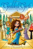 mythology chapter book series for girls, The Goddess Girls,