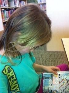 caught in the act of reading niece pragmaticmom pragmatic mom
