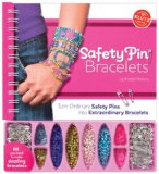 Top 10 Best Klutz Activity Books Pragmatic Mom Safety Pin Bracelets PragmaticMom http://PragamticMom.com Education Matters