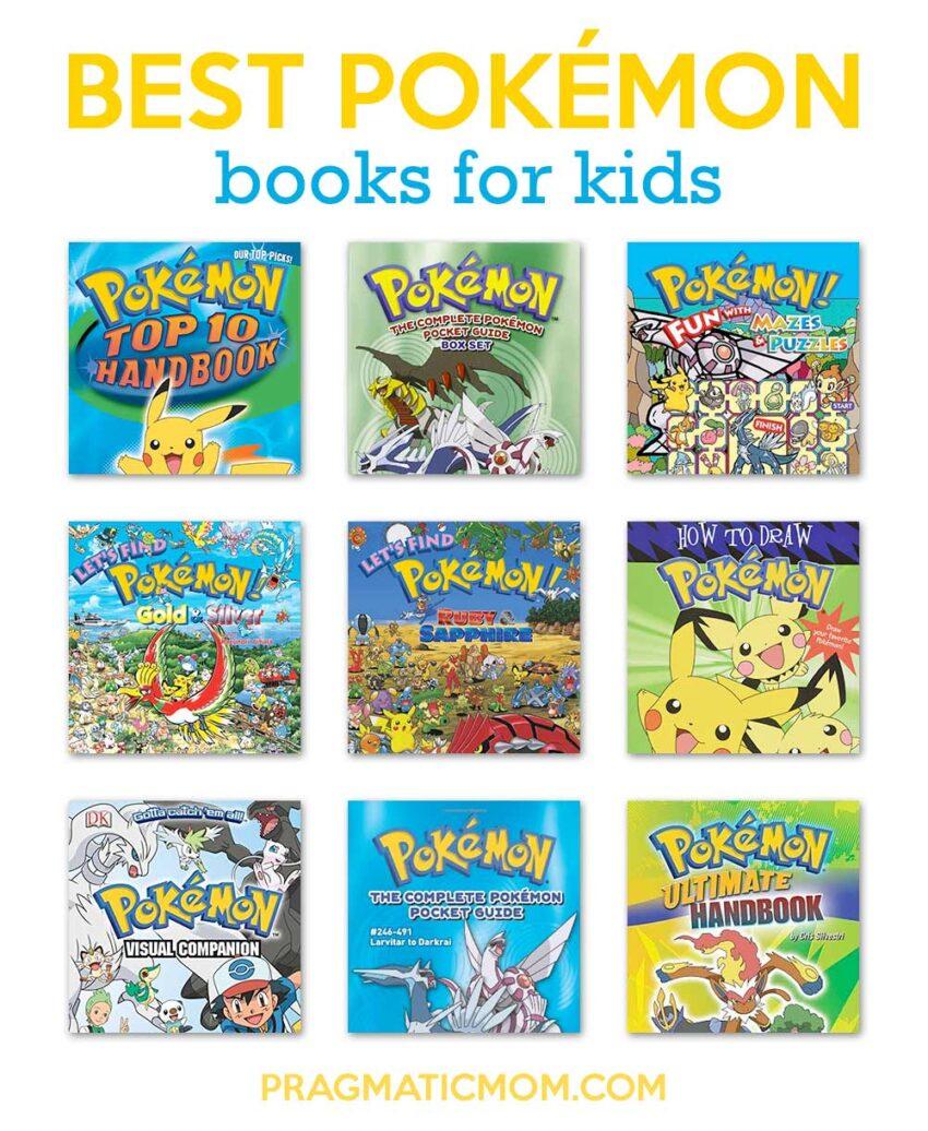 Best PokémonBooks forKids