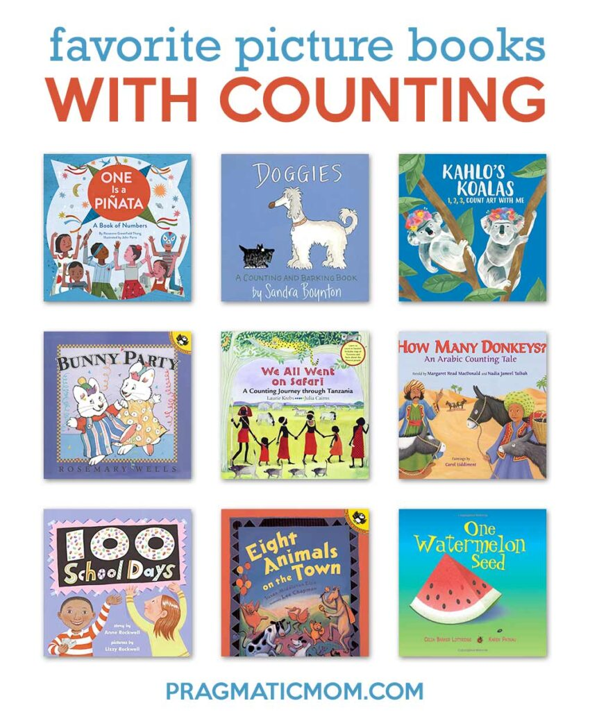 Counting Picture Books