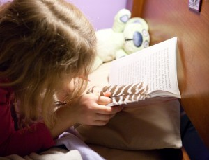Caught in the Act of Reading Pragmatic Mom education mom blog best PragmaticMom