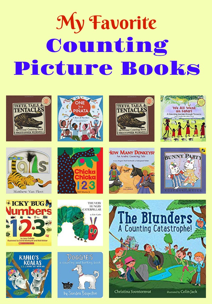 My Favorite Counting Picture Books