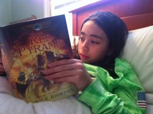 Pragmatic Mom Caught in the Act of Reading Adverlicio.us