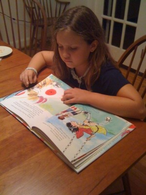 Erica S Perl Caught in the Act of Reading pragmatic mom pragmaticmom http://PragmaticMom.com