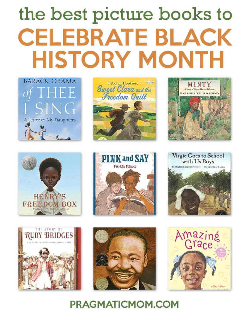 Best African-American Picture Books