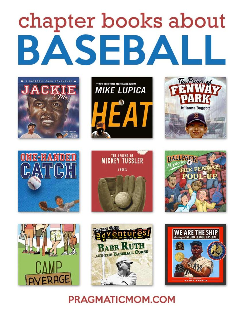 Best Baseball Chapter Books