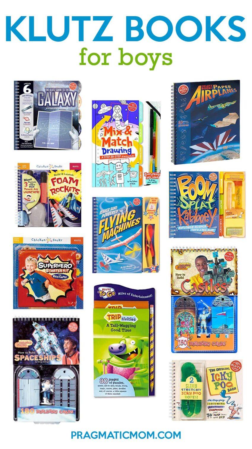 Best Klutz Activity Books for Boys