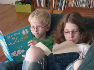 caught in the act of reading here in the bonny glen melissa wiley pragmatic mom